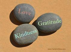 Love ~ Kindness ~ Gratitude: Essentials for Body Acceptance | www.CamerinRoss.com |