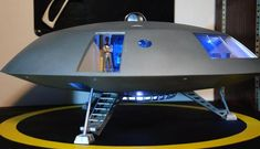 The Jupiter 2 Spaceship Art, Spaceship Design, Space Tv Shows, Ancient Astronaut Theory, Sci Fi Tv Shows, Space Toys, Classic Sci Fi, Flying Saucer, Old Shows