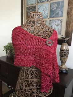 #FreePattern My Friend Kristie pattern by Rose Williams #shawl