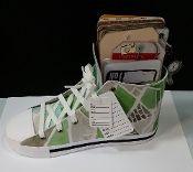 Just Kickin It - Sneaker and Mini Album
