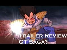 DragonBall Z - Battle of Z Trailer Review (Thoughts and Discussion)