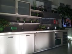 Cucina Industrial Chic Style