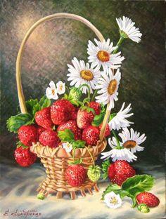 Самарская Елена Михайловна. Излюбленный десерт (вариант)