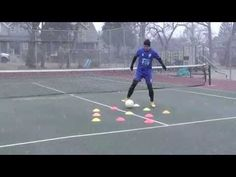 Fast Footwork - Best Ways To Improve Fast Footwork For Soccer