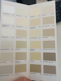 Colours? Farm House Colors, James White, All White, Colours, Stone, Outdoor Decor, Kitchen, Home Decor, Rock