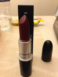 Mac diva. My boyfriend got me this! It's my favorite color! It goes on so great! :)