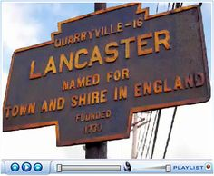 Lancaster, PA - great place to visit for outlets and Amish cooking as well as the countryside