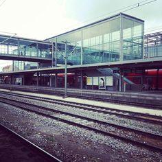 #Regensburg #Bahnhof by matthias_suess
