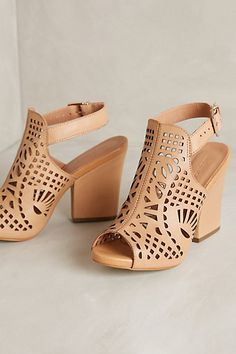 Filifera Slingbacks - anthropologie.com