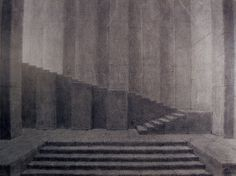 Surreal and Imaginary Spaces - Adolphe Appia