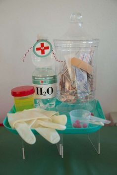 Doctor party Birthday Party Ideas | Photo 2 of 106 | Catch My Party
