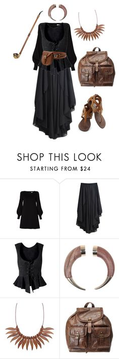 """Routa in Summer"" by usvanette ❤ liked on Polyvore featuring Goat, Givenchy and Z Designs"
