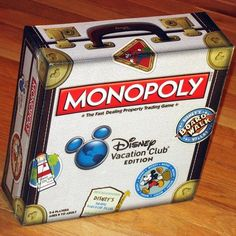 DVC Monopoly - I want this!