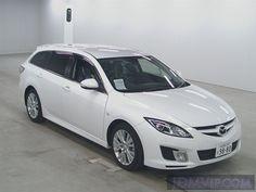 Mazda 6 Wagon, Sports Wagon, Nagoya, Jdm Cars, Aesthetic Collage, Vehicles, Garage, Dreams, Carport Garage