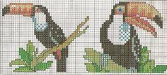 Karilla e o Ponto Cruz: O encanto dos Pássaros nos Bordados !                                                                                                                                                                                 Mais