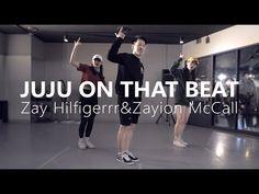 Zay Hilfigerrr&Zayion McCall - JUJU ON THAT BEAT / Choreography.AD LIB - YouTube