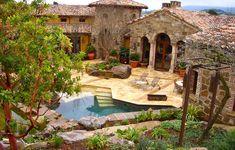 tuscan farmhouse design - Yahoo! Search Results