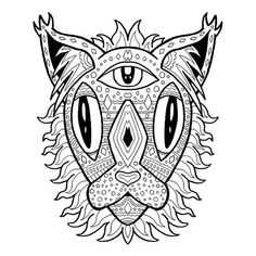 alien coloring pages for teens - photo#15
