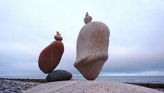 a P1060624. Rock balance Ballymartin Co Down coast.