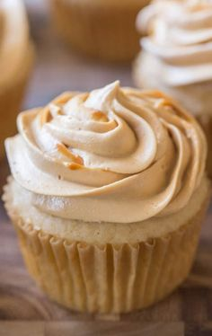 Apple Cupcakes by Lovely Little Kitchen