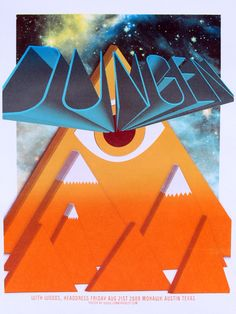 "Lonny Hurley ""Dungen"" Poster"