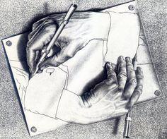 escher-mains-dessinant