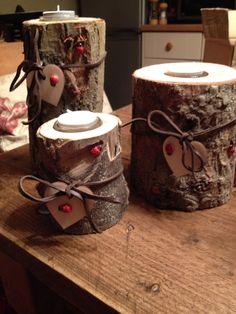 Tea lights £5.00/ £10.00