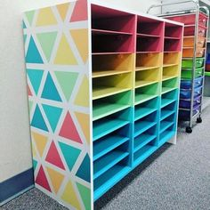 After a year of LOATHING my cardboard mailboxes, we came up with a solution. A colorful & beautiful solution. During this process I was…