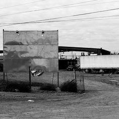 #builtlandscape - #Baja #BajaMexico #BajaCalifornia #Mexico #roadside  #exploreMexico #bnw #blackandwhite  #bw_society #bnw_captures #bnw_mexico #scenesofMX #scenesofmexico #visitmx #mexicophotography #exploremx #MX #daylight #travel #travelgram #NorthAmerica #landscape #built #billboard #sign #truck