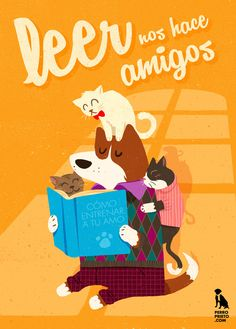 XXVII Concurso nacional de cartel 'Invitemos a Leer' (2015)Mis propuestas de cartel para fomentar la lectura. Una convocatoria de Conaculta en el marco de las actividades de la 35 Feria Internacional...