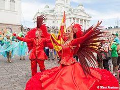 Helsinki Samba Carnaval 2012, Helsinki, Finland