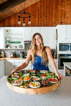 Epic Dinner Salad Board