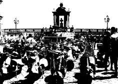 Raduno vespe Recanati-Treia 2010 Vespa, Concert, Wasp, Hornet, Recital, Vespas, Festivals