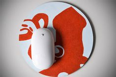 Handmade Mouse Pad | Community Post: 28 Gifts To Make When You're Broke