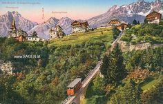 Hungerburgbahn Innsbruck | Hungerburgbahn Innsbruck, www.SAGEN.at