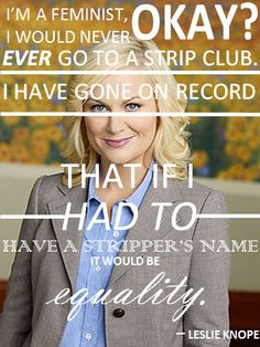 Leslie Knope fan art | #ParksandRec