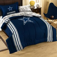 Dallas Cowboys Curtain Panels