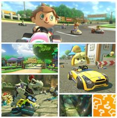 Zelda, Animal Crossing Coming To Mario Kart 8 [UPDATE: Prices]