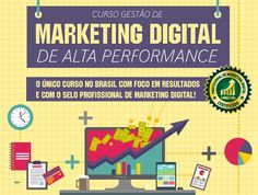 Curso de Gestão de Marketing Digital de Alta Performance