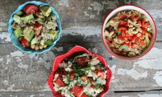 Nutrition Stripped for RELISH magazine | Healthy Pasta Salad Recipes