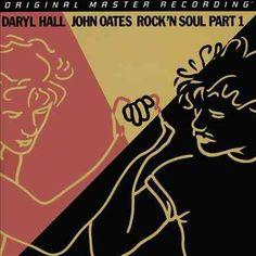 Hall & Oates - Rock 'N Soul, Ivory