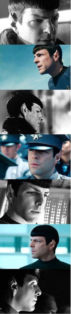 spock's ears