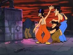 Heavy Traffic- Twist and shout Twist And Shout, Cartoon Movies, Cartoons, Youtube, Projects, Anime, Kids, Log Projects, Young Children
