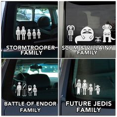 Your Star Wars family
