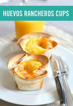 Huevos Rancheros Cups