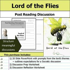 lord of the flies chapter 7 study guide