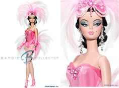 barbie showgirl