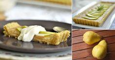 Por su delicado sabor, las peras son excelentes para las recetas dulces. En esta tarta, se las combina con una crocante masa a base de almendras y una suave crema. Prepáralo para disfrutar de un refrescante y liviano postre.    Ingredientes Para la masa  1 taza de nueces 3/4 de almendras blanqueadas (ver debajo) 5-6 dátiles medjoul, descarozados 1/4 de cucharadita de extracto de vainilla Una pizca de sal marina  Para el relleno  3 peras grandes, bien maduras: remueve el centro de dos de…