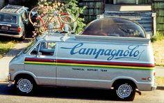 """Campagnolo """"Bubble"""" Van"""