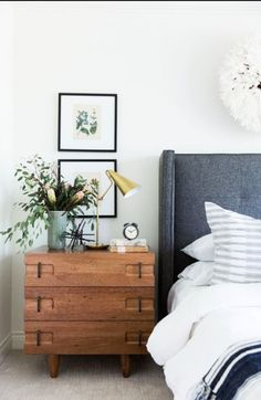classic • casual • home: Tips to Style Your Perfect Bedside Table